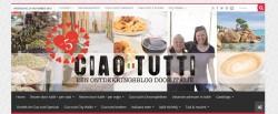 Ciao Tutti Website