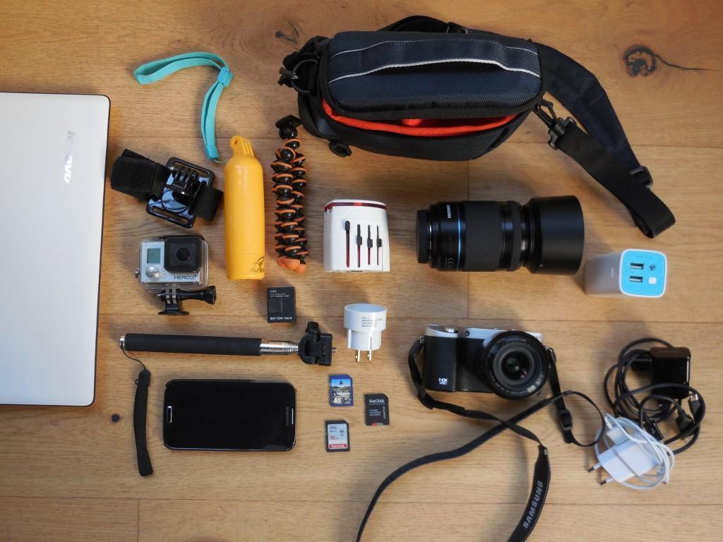 Electronica backpackspullen