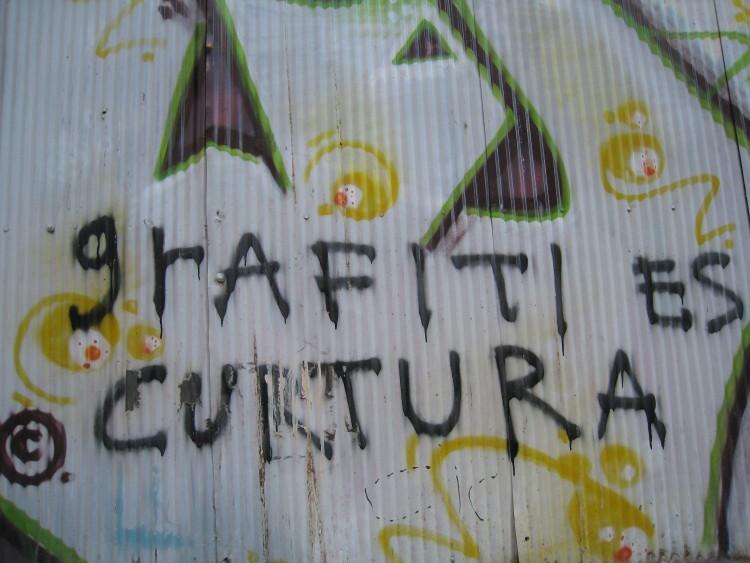 Valparaiso Graffiti - Streetart