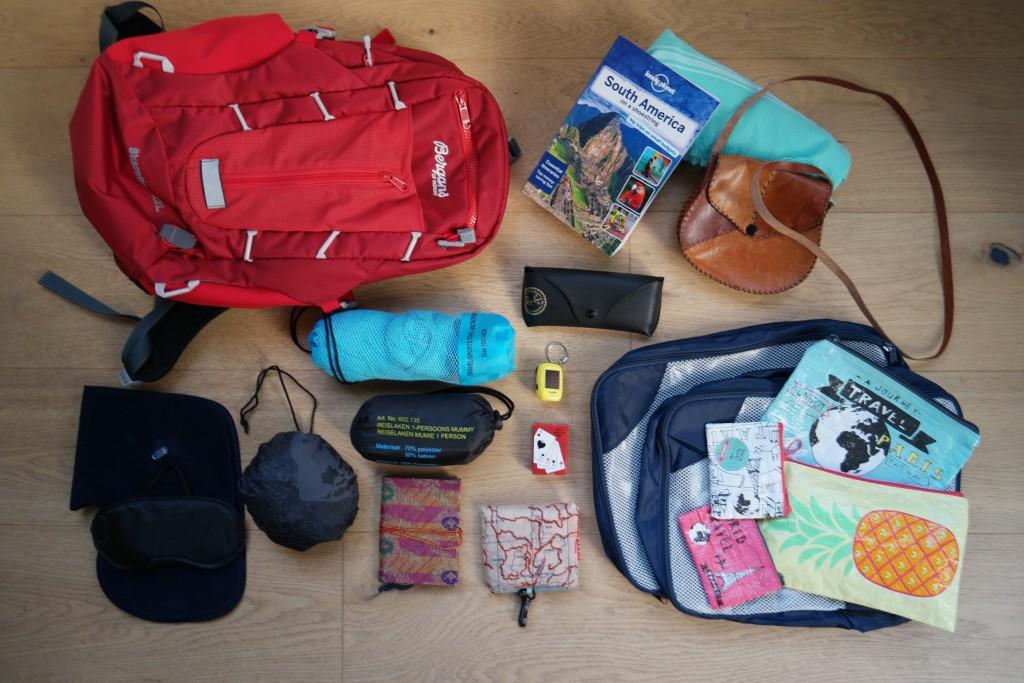 Backpackspullen