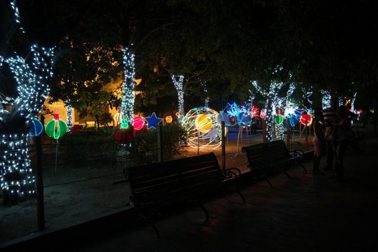 Kerst Colombia Santa Marta