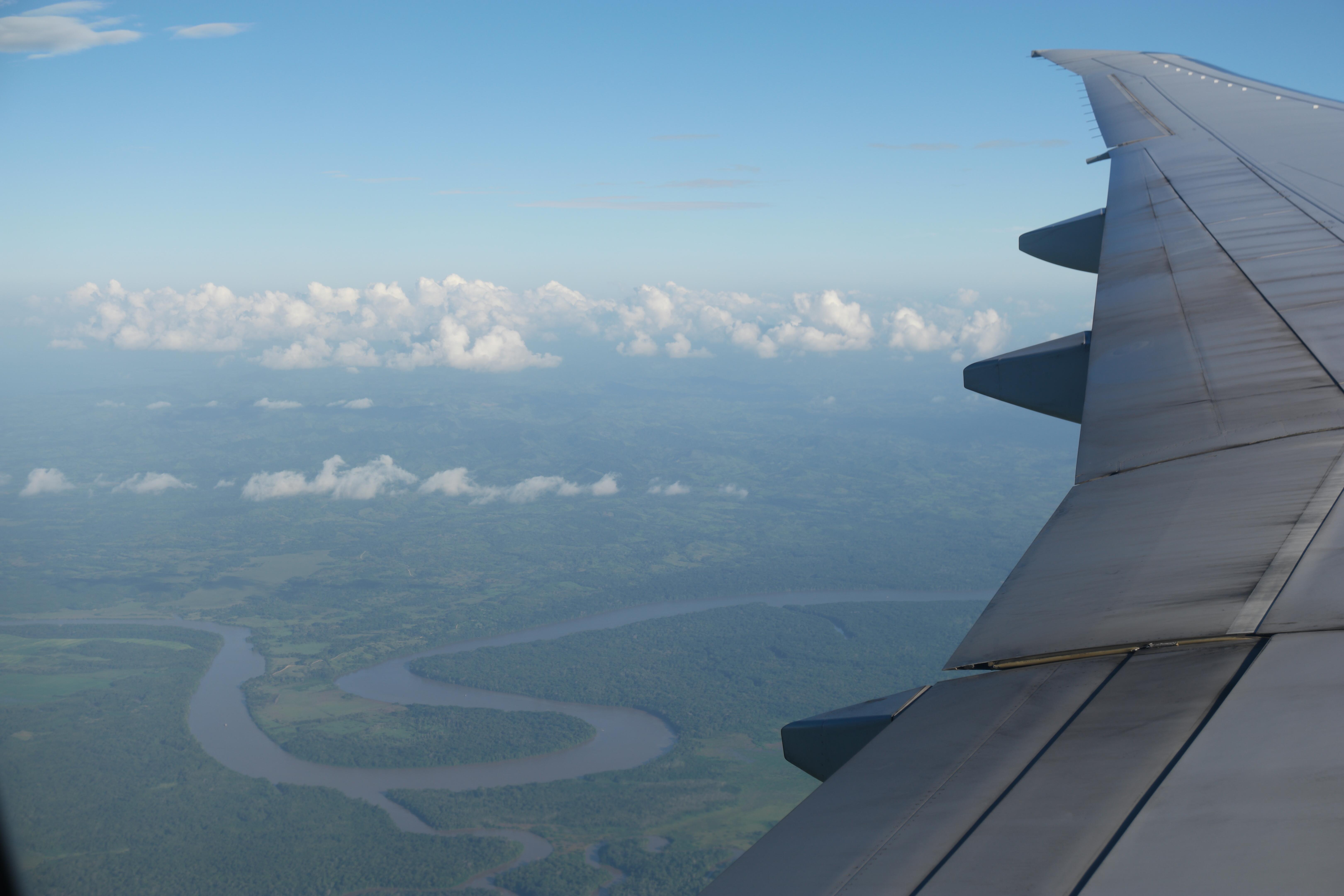 Luchtfoto Panama