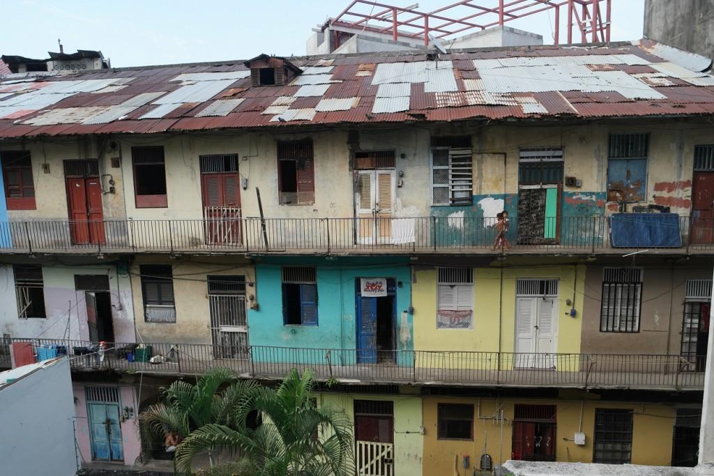 Panama city armoede
