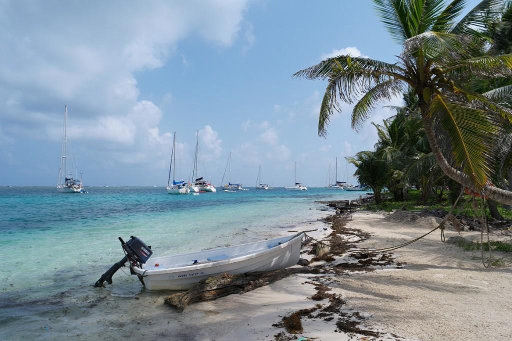 San Blas eiland 2