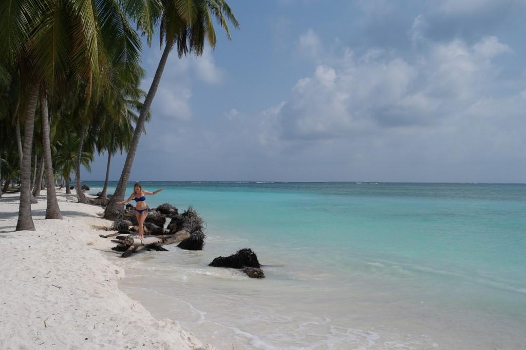 San Blas eiland 3