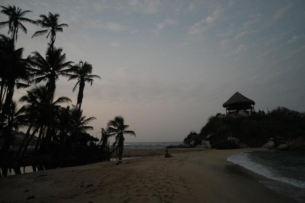tayrona nationaal park Cabo San Juan