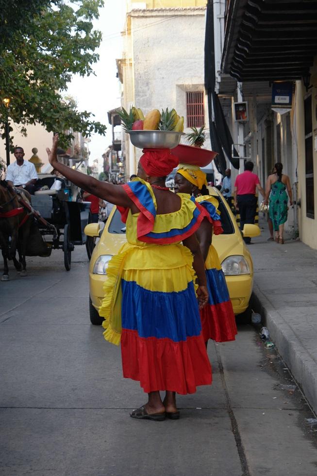 Afrikaanse invloeden Cartagena