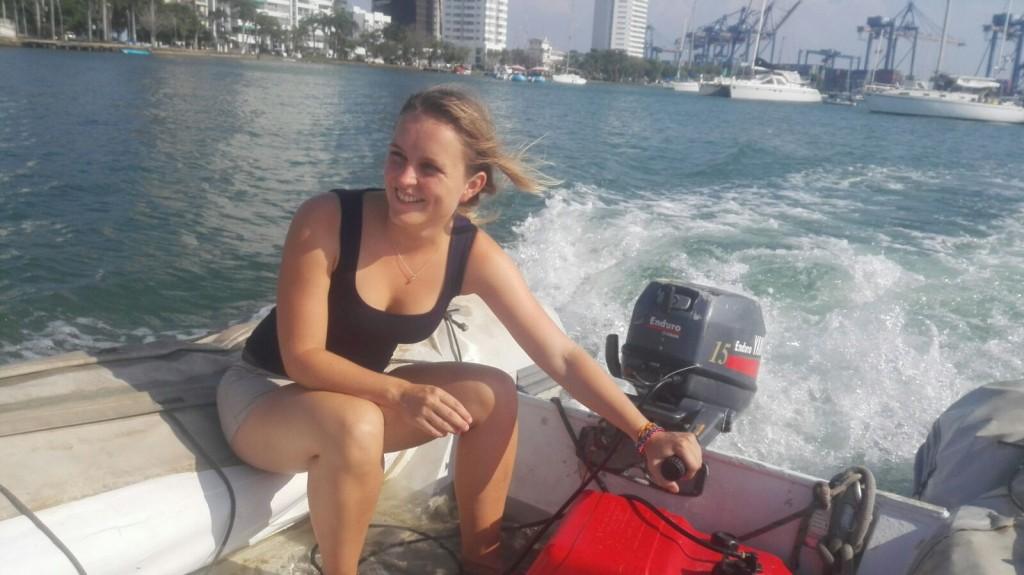 San Blas reddingsboot