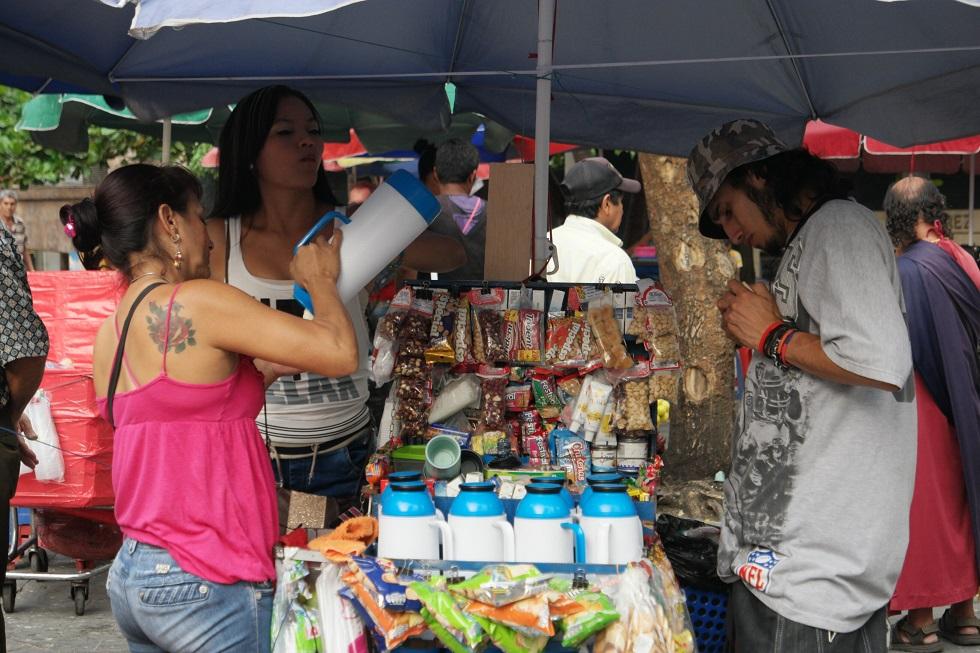verkoop straat colombia