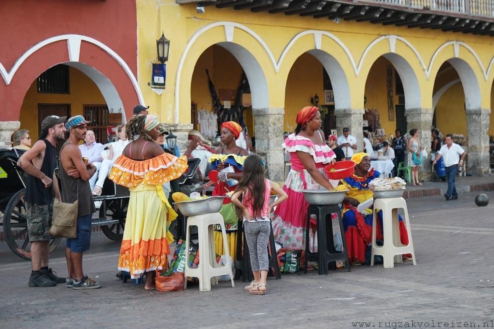 Cartagena invloeden