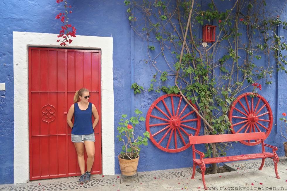 Arequipa binnenplaatsen