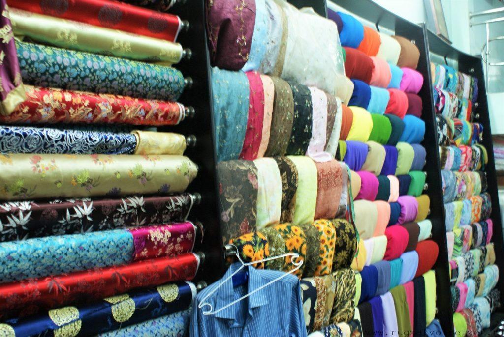 Tailor shops Hoi An Vietnam