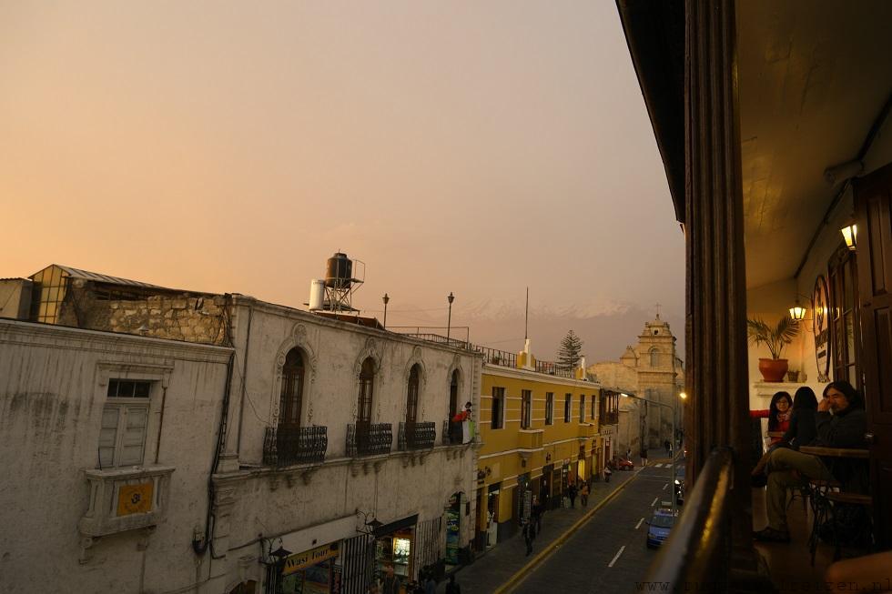 Chaqchao-Arequipa