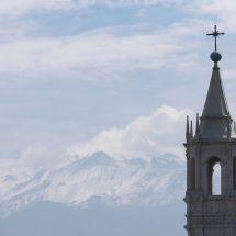 Vulkaan Arequipa