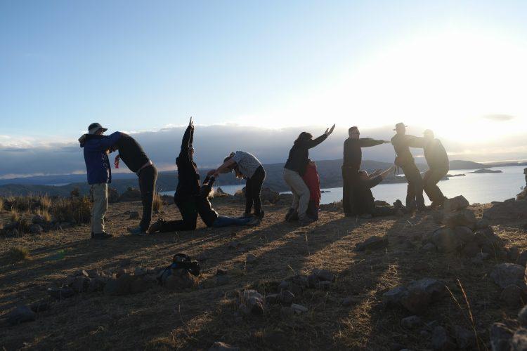 Reisbegeleider Lake Titicaca