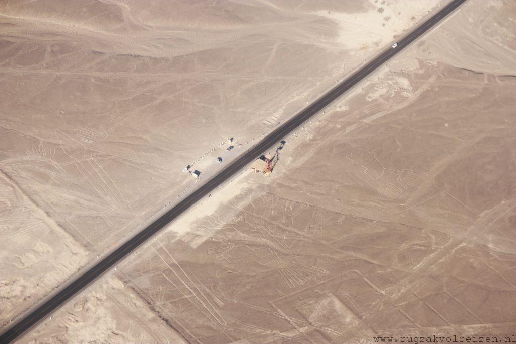 Vliegen Nazca lijnen 5