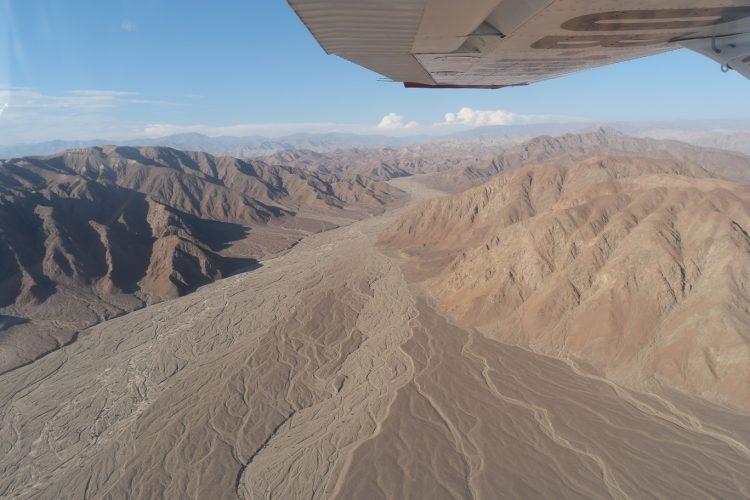 vliegen Nazca lijnen 6