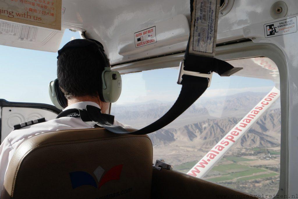 Vliegen Nazca lijnen 2