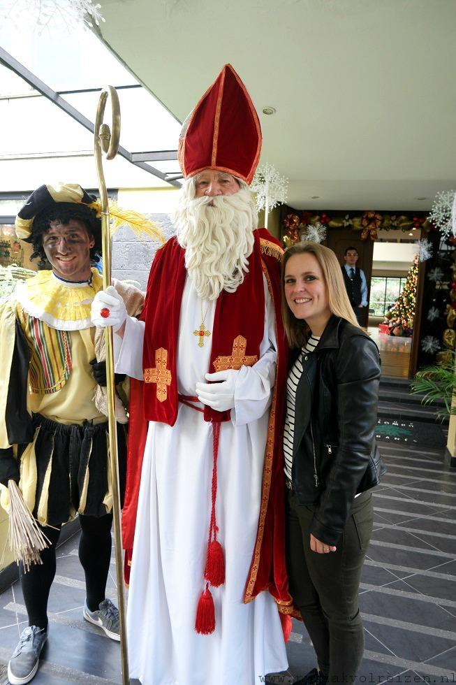 Sinterklaas Bogota