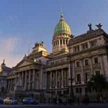 Congres gebouw Buenos Aires