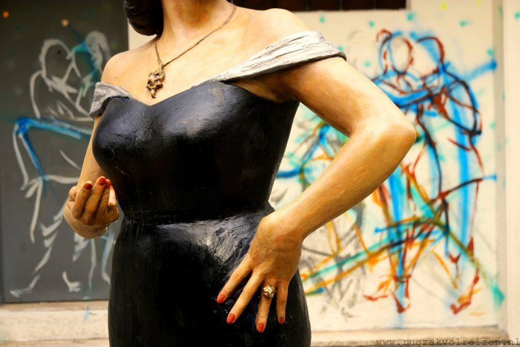 Tango moves Buenos Aires