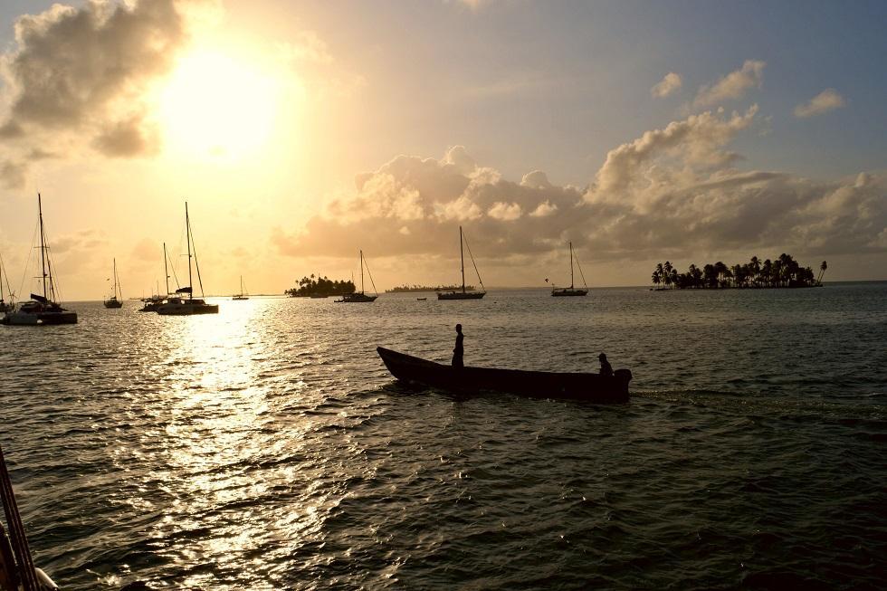 Zeilboten San Blas