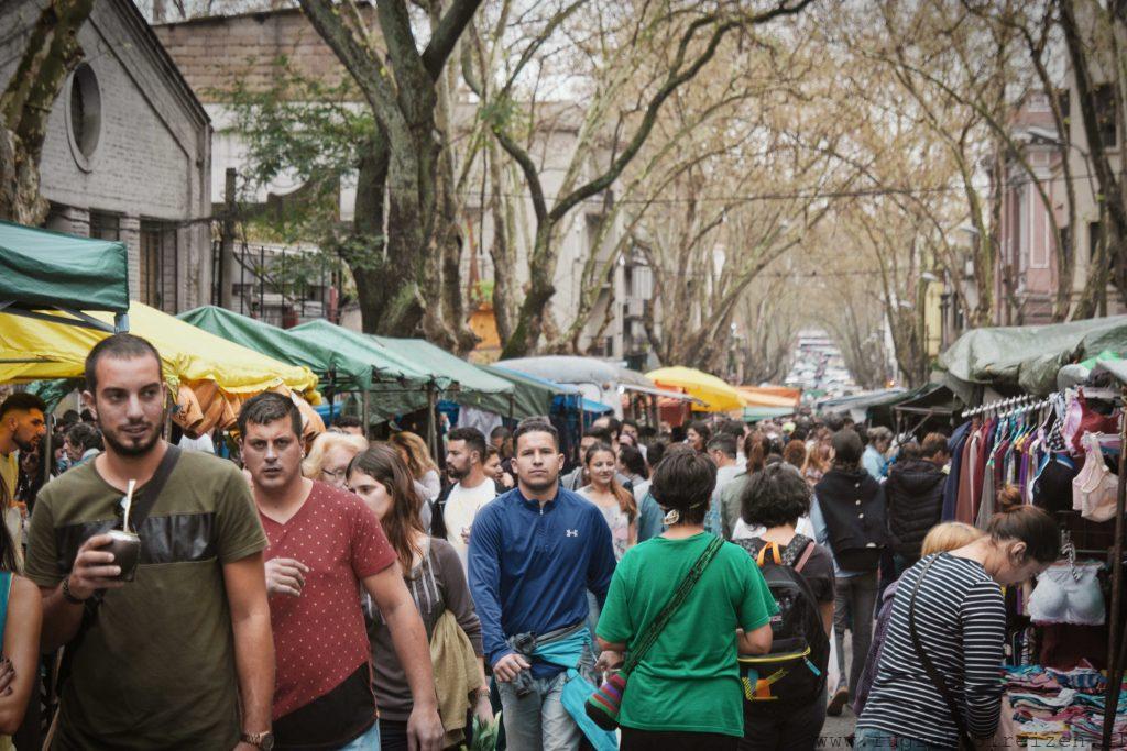 Vlooienmarkt Montevideo