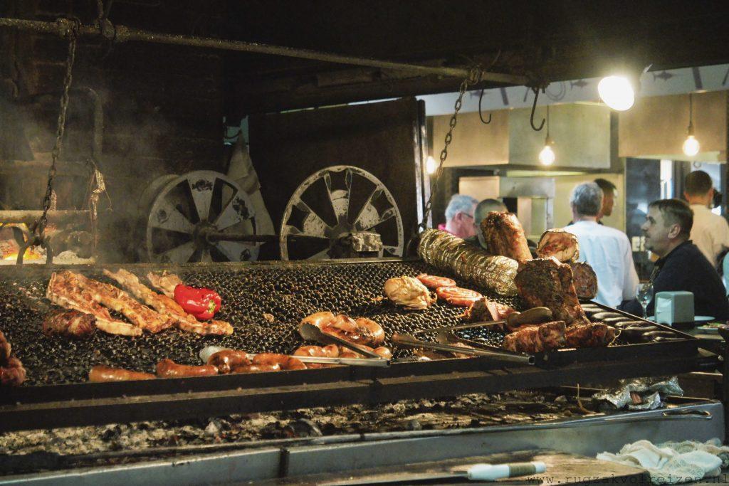 Grill markt Montevideo