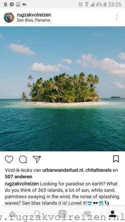 Instagram Rugzak vol Reizen (3)