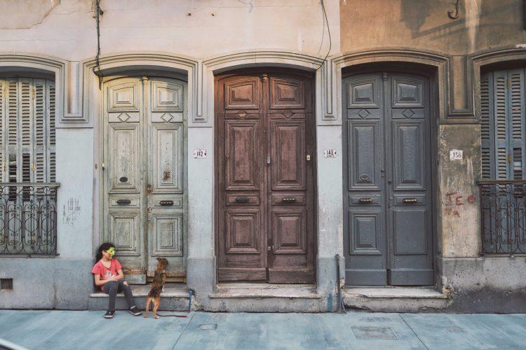 Montevideo deuren