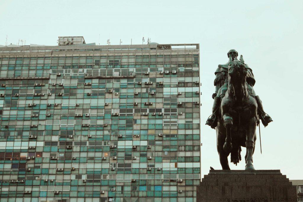 Montevideo plein