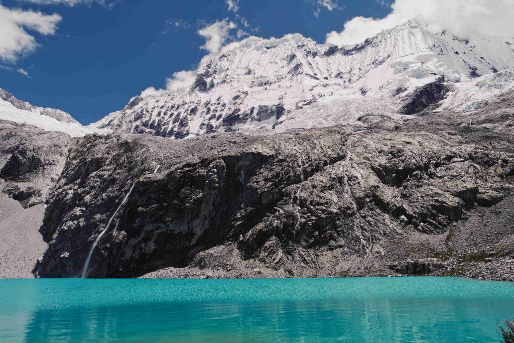 Laguna 69 hike, Peru