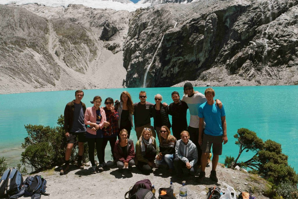 Laguna 69 tour, Peru