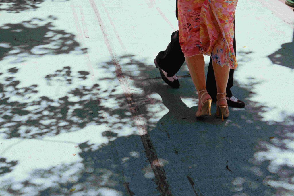 Tango schoenen Buenos Aires