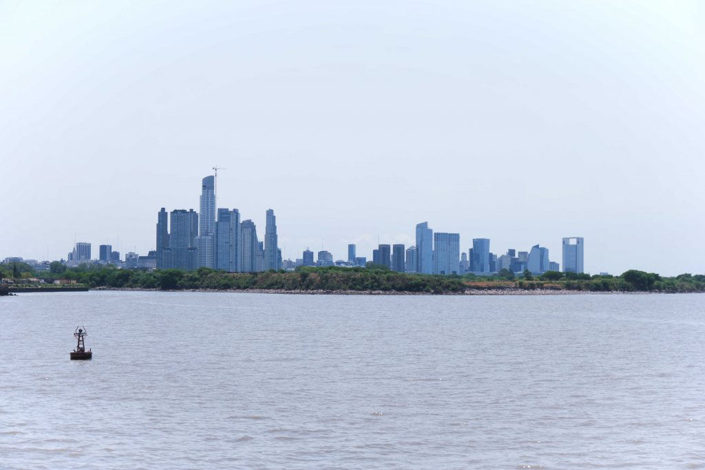 Skyline Buenos Aires