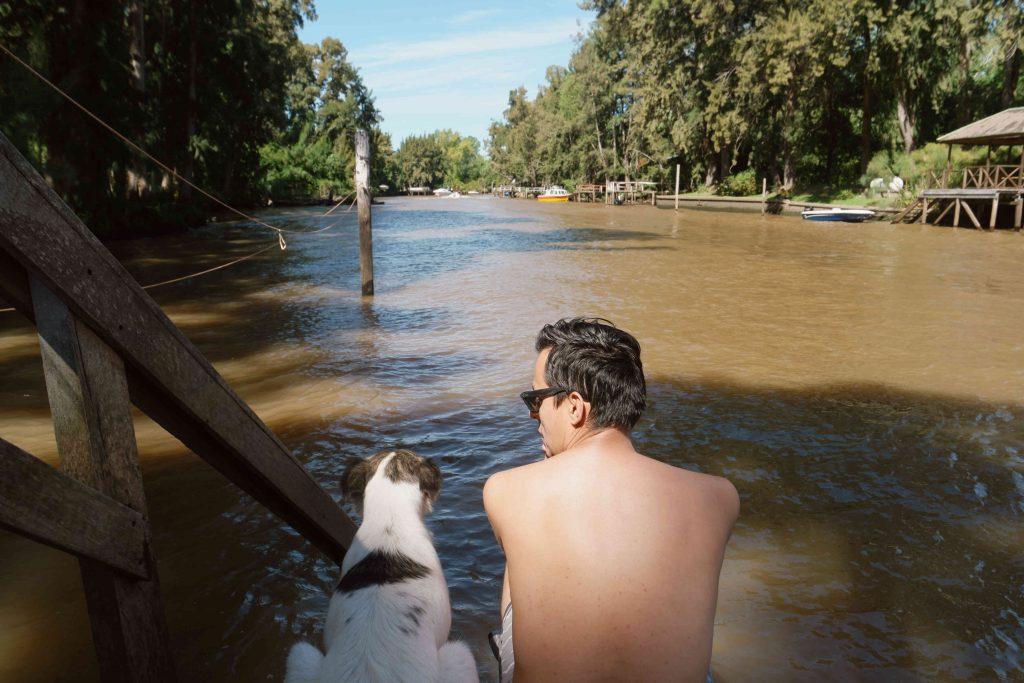 Zwemmen in Tigre