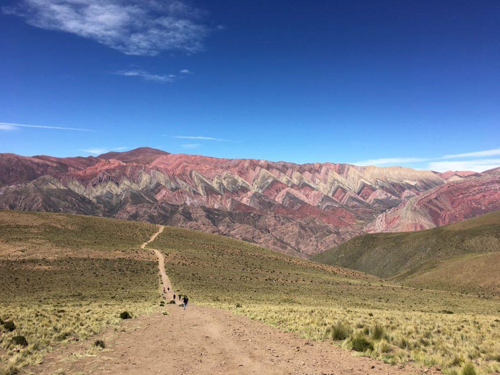 Cerro de 14 colores - Roadtrip Salta en Jujuy