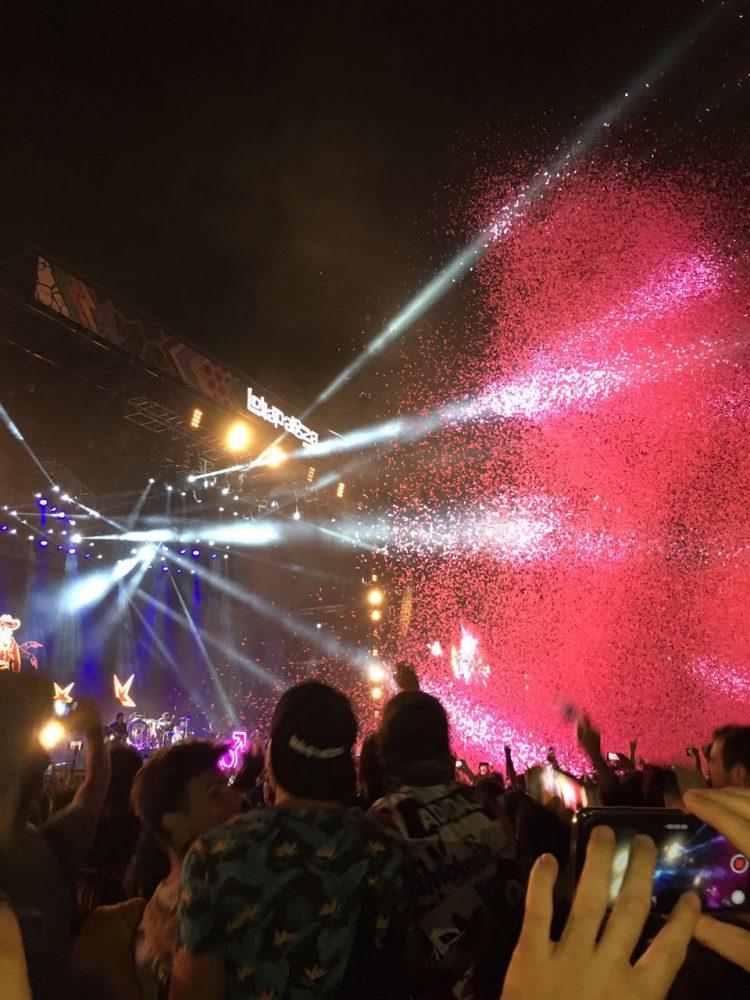 Throwback maart Lollapalooza