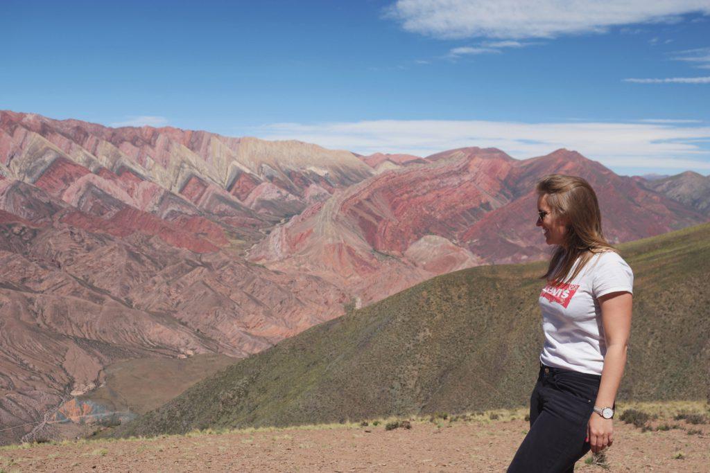 Cerro de los 14 colores - Jujuy