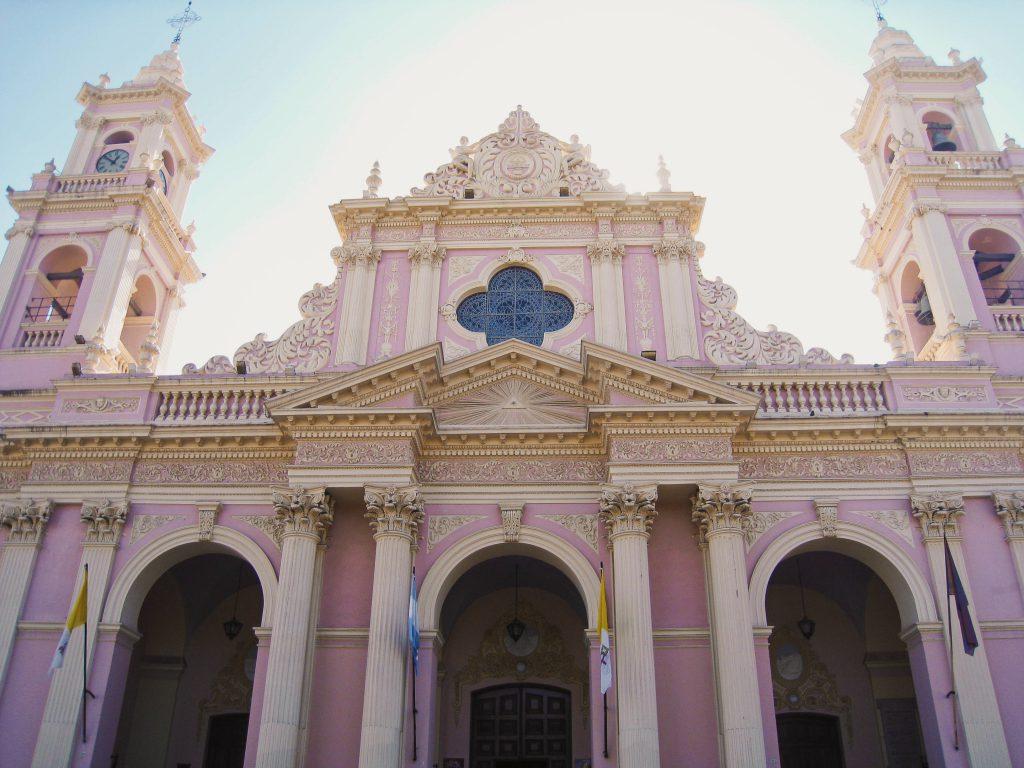 Kathedraal van Salta