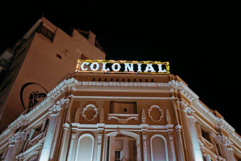 Salta plein Colonial