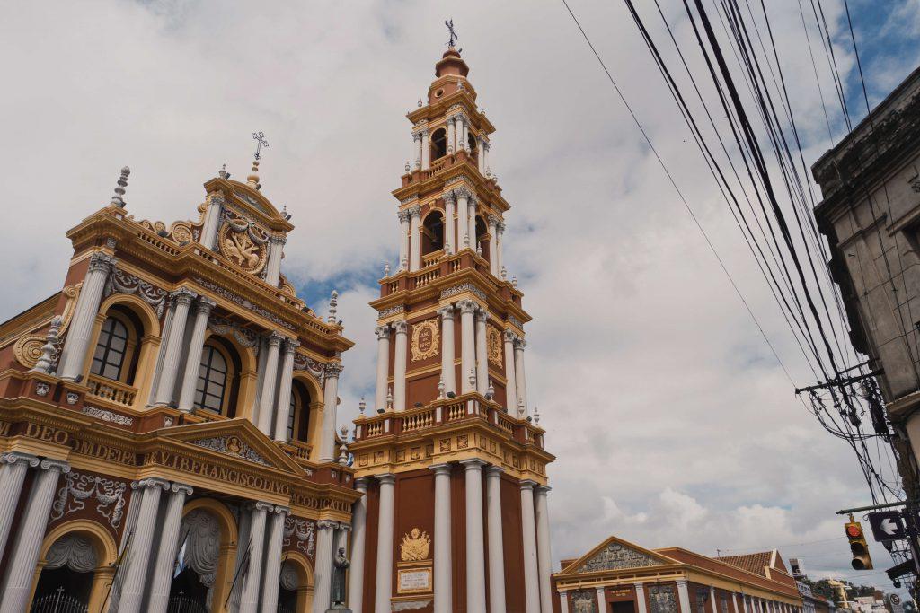 San Francisco kerk Salta