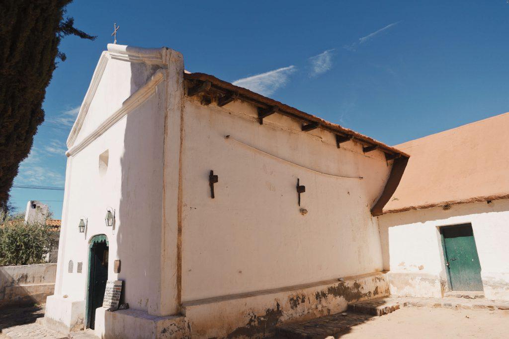Uquia kerk
